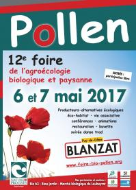 Programme pollen 2019
